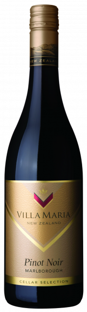 VillaMaria CS Marlborough PinotNoir NV