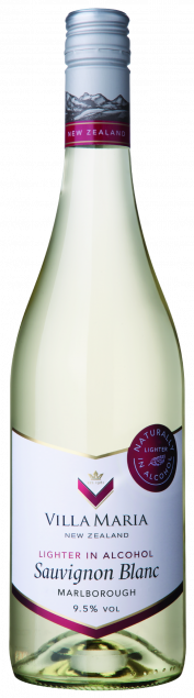 VillaMaria PB LighterInAlcohol Marlborough SauvignonBlanc NV
