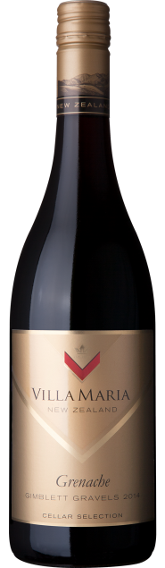 VillaMaria CellarSelection Gimblett Grenache 2014