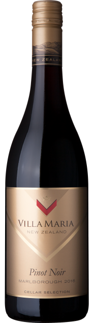 VillaMaria CellarSelection Marlborough PinotNoir 2016