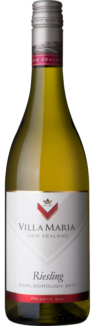 VillaMaria PrivateBin Marlborough Riesling 2017